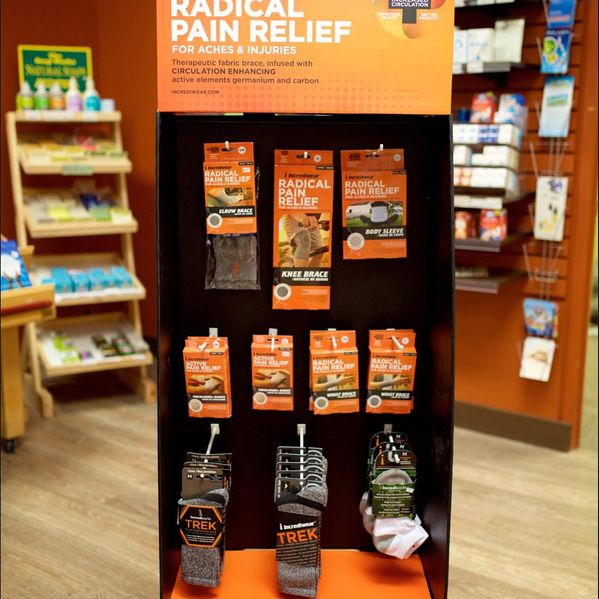 Radical pain relief
