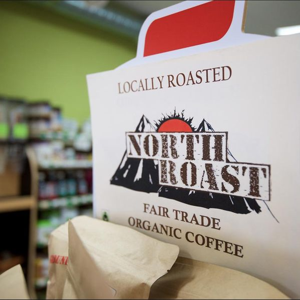 North roast coffee
